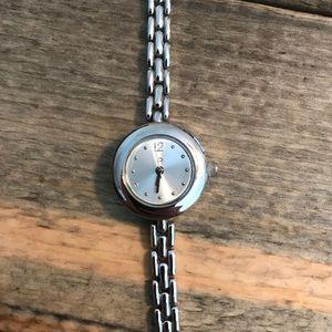 Bebe women's watch silver stainless steel